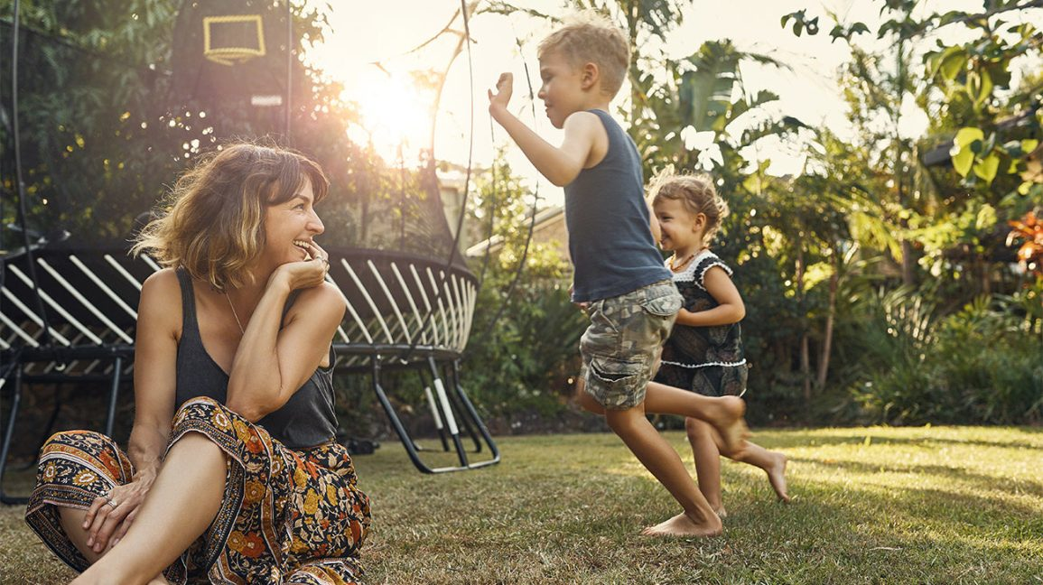 change your parenting style